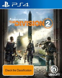 Tom Clancy's The Division 2 for PS4 image