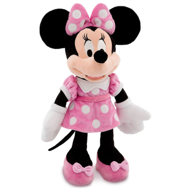 Disney: Classics Large Plush - Minnie Mouse (Pink)