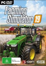 Farming Simulator 19 for PC Games
