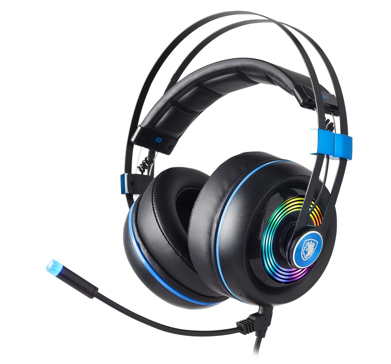 SADES Armor Gaming Headset for PC image