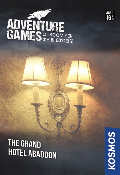 Adventure Games: The Grand Hotel
