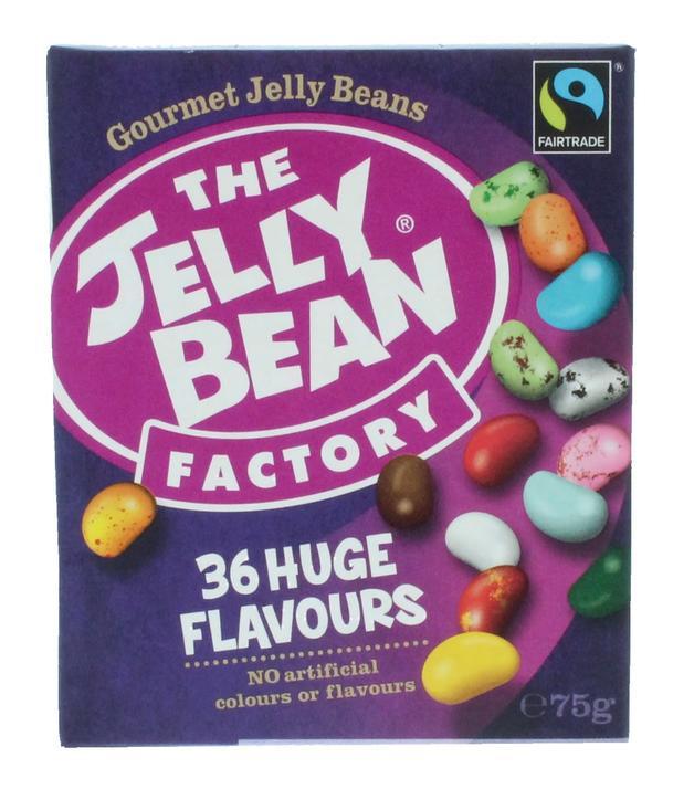 Jelly Bean Factory (75g) 24pk