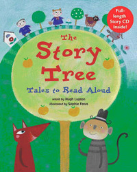 The Story Tree: Tales to Read Aloud by Hugh Lupton image