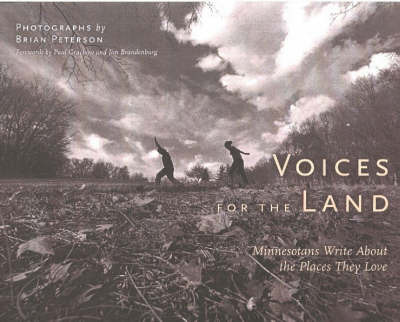 Voices for the Land by Brian Peterson image