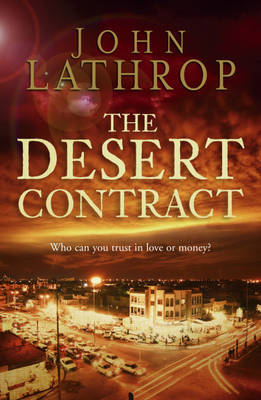 The Desert Contract by John Lathrop image