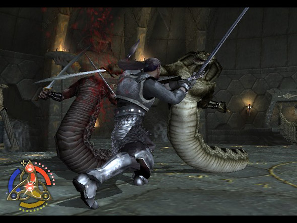 Forgotten Realms: Demon Stone for Xbox image