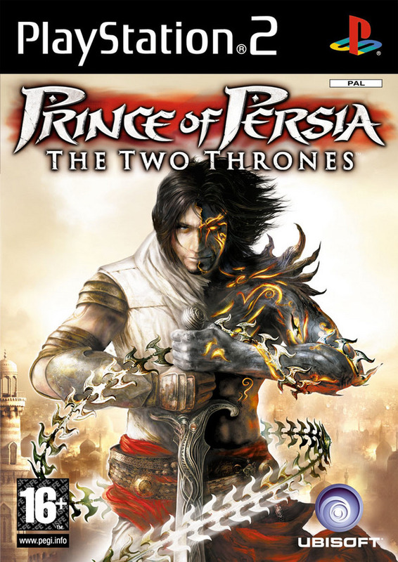 Prince of Persia 3: The Two Thrones for PlayStation 2