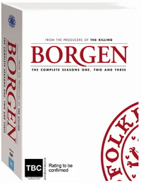 Borgen - The Complete Seasons One, Two and Three DVD