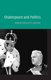 Shakespeare and Politics image