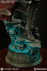 Court of the Dead - Shard: Mortal Trespasser Premium Format Statue image