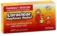 Loraclear Hayfever 10mg (90's)