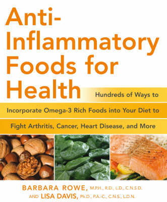 Anti-Inflammatory Foods for Health by Barbara Rowe image