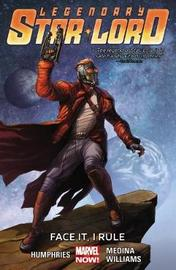 Legendary Star-Lord: Volume 1 by Sam Humphries