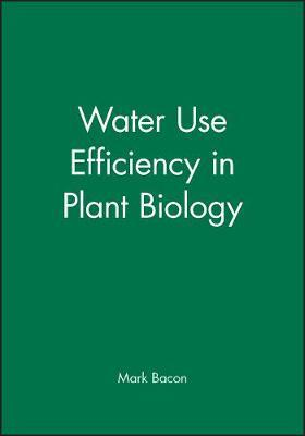 Water Use Efficiency in Plant Biology image