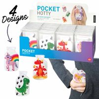 Pocket Hotty with Soft Touch Cover - Assorted