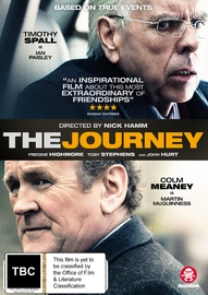 The Journey on DVD