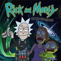 Rick and Morty 2019 Square Wall Calendar