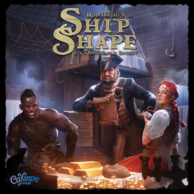 ShipShape - Board Game