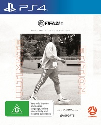 FIFA 21 Ultimate Edition for PS4