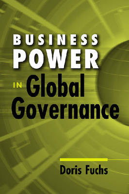 Business Power in Global Governance image