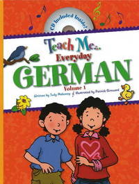 Teach Me Everyday German: v. I by Judy Mahoney image