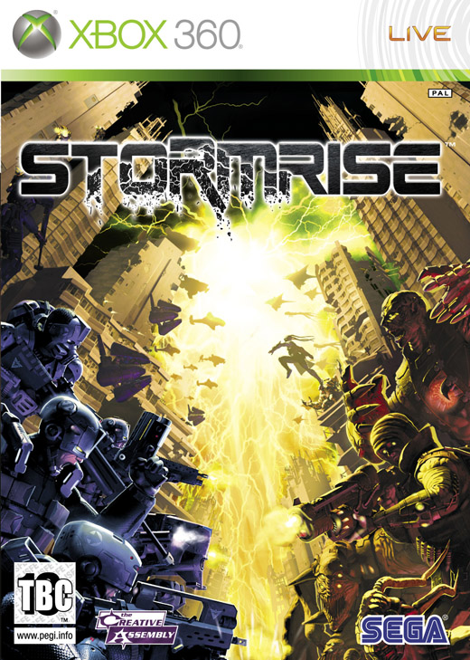 Stormrise (2009) xbox 360 box cover art mobygames.