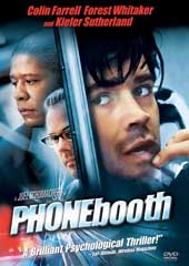 Phone Booth on DVD