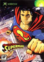 Superman: The Man of Steel for Xbox