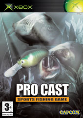 Pro Cast Sports Fishing for Xbox