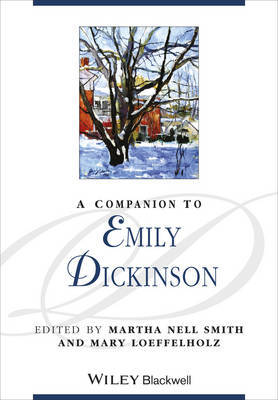 A Companion to Emily Dickinson image
