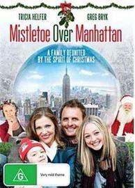 Mistletoe Over Manhattan on DVD