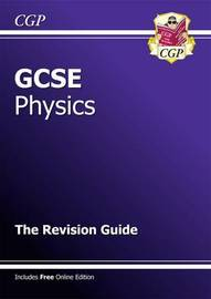 GCSE Physics Revision Guide by CGP Books image