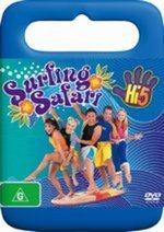 Hi-5 - Surfing Safari on DVD