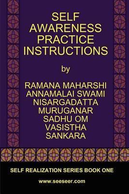 Self Awareness Practice Instructions by Bhagavan Sri Ramana Maharshi image