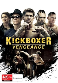 Kickboxer: Vengeance on DVD