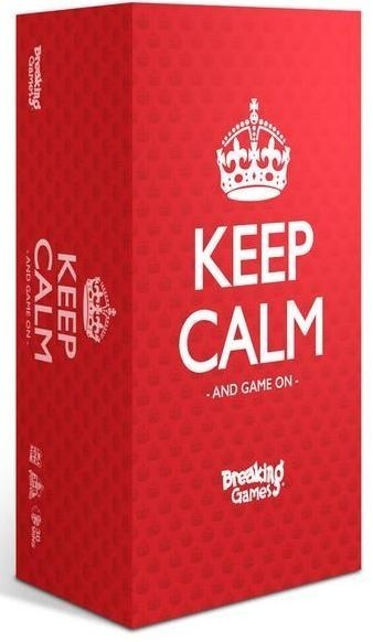Keep Calm - And Game On image