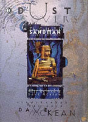 Sandman Dustcovers by Neil Gaiman