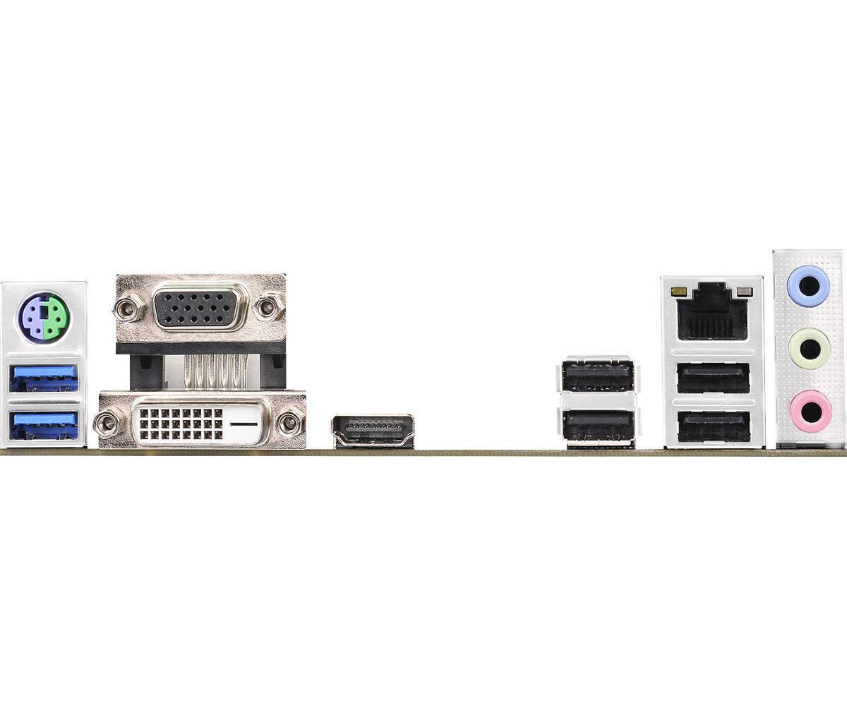 ASRock H110M-HDV Intel H110 Motherboard image