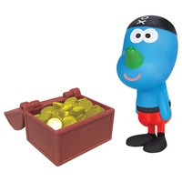 Hey Duggee: Collectible Figurine Duo Pack - Tag & Treasure Chest