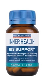 Ethical Nutrients: IBS Support (90 Capsules)