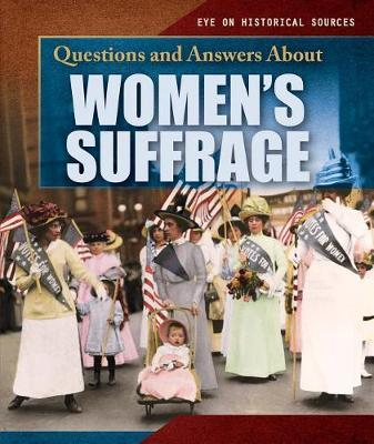 Questions and Answers about Women's Suffrage by Kate Light image