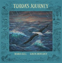 Toroa's Journey by Maria Gill