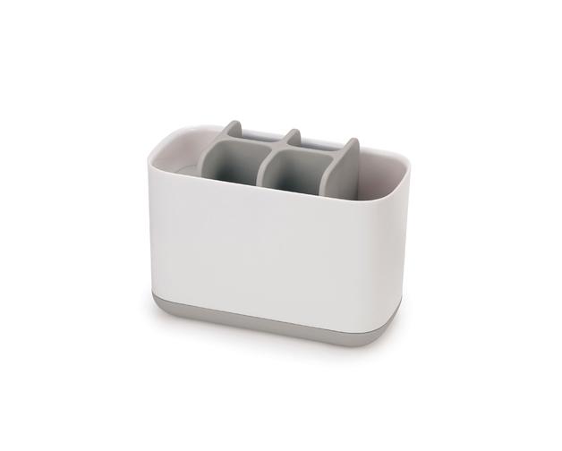 Joseph Joseph EasyStore Toothbrush Caddy - Large (Grey)