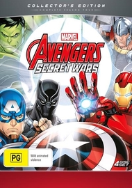 Avengers Complete Season 4 Collector's Edition on DVD