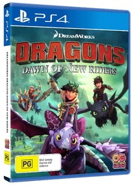 Dragons Dawn of New Riders for PS4
