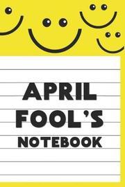 April Fool's Notebook by April Han