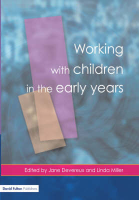 Working with Children in the Early Years image