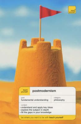 Teach Yourself Postmodernism by Glenn Ward image