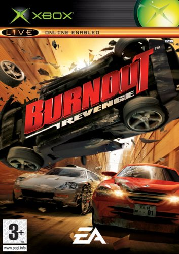 Burnout: Revenge for Xbox image