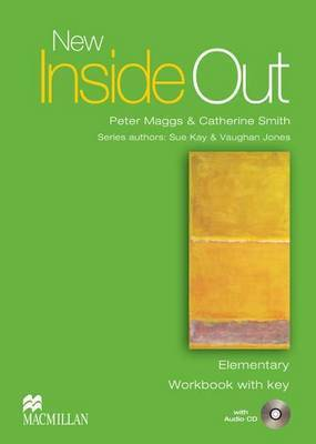 New Inside Out Elementary: Workbook Pack with Key by Catherine Smith